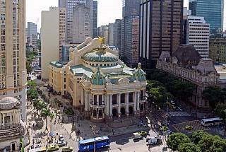 Муниципальный театр Рио-де-Жанейро