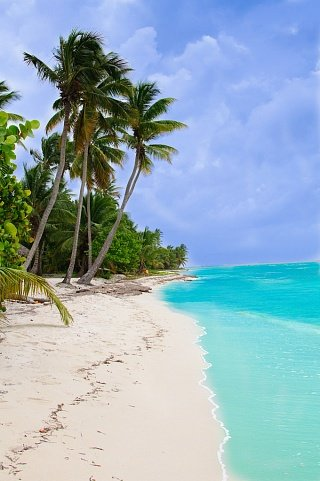 В Доминиканской Республике находятся одни из самых красивых пляжей мира