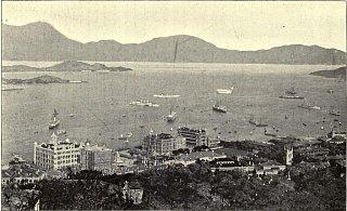 Гонконг в 1891 году
