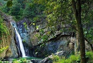 Водопад Эль-Сальто-Хименоа