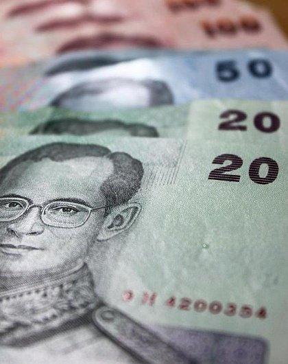 Бат – денежная единица Таиланда