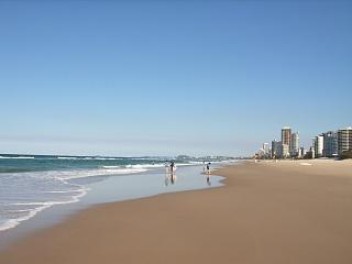 Пляж Голд Кост