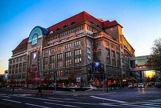 Торговый центр Kaufhaus des Westens в Берлине