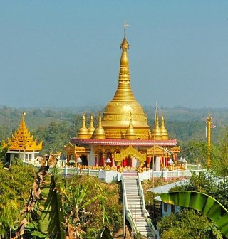 Золотой Храм в Бангладеш
