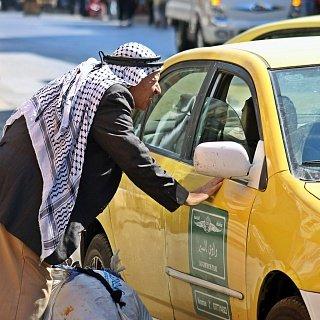 Такси в Аммане