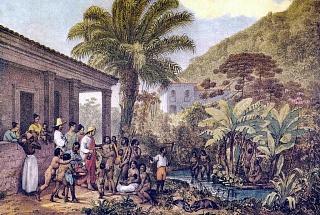 Бразилия в XVII веке