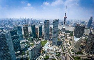 Шанхай, район Пудунг