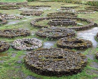 Каменные могильники бронзового века на севере Эстонии