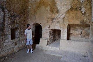 Царские гробницы в Пафосе