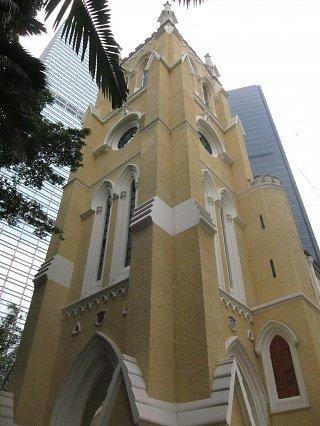 Собор Святого Джона (Церковь Сент-Джонс)