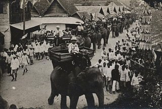 Чианг Май, 1931 г.