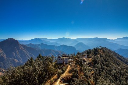 Горы Уттаракханда