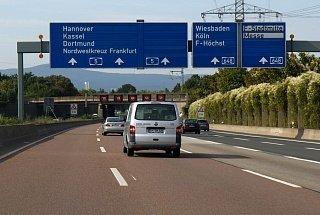 Автобан — скоростная автомагистраль в Германии