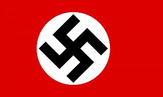 Флаг Германии 1935 – 1945 года