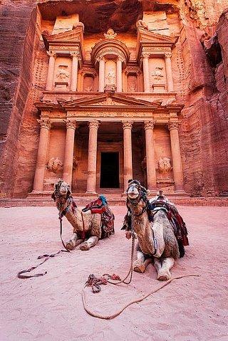 Сокровищница Петры Едем в Иорданию Едем в Иорданию 60 sokrovishnica petri