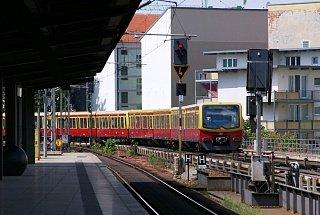 Городские электрички S-bahn