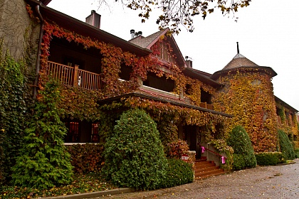 Lynfred Winery B&B