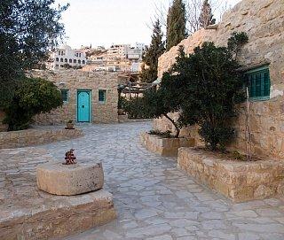 Отель в традиционном стиле Едем в Иорданию Едем в Иорданию 35 traditionniy otel