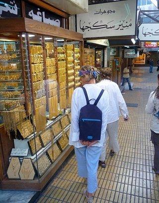 Золотой рынок в Аммане Едем в Иорданию Едем в Иорданию 46 Souks