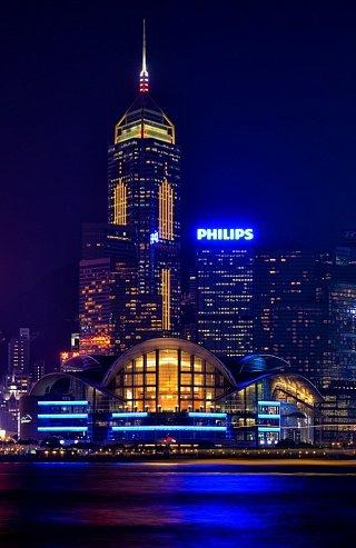 d6e2954441a9 Архитектура Гонконга. Небоскреб Сентрал-Плаза