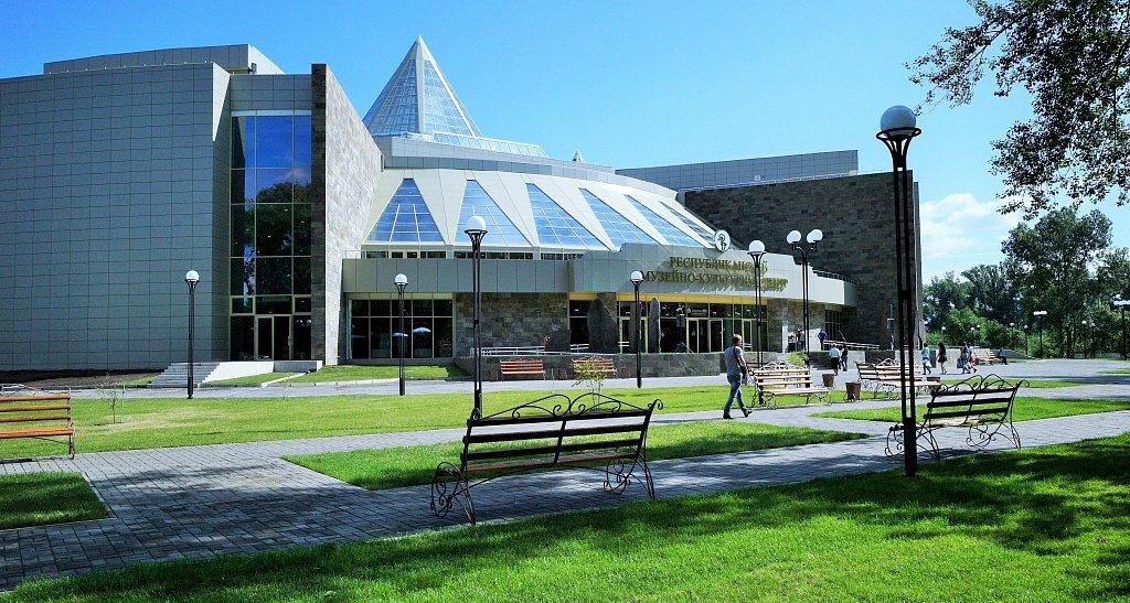 Хакасский национальный краеведческий музей