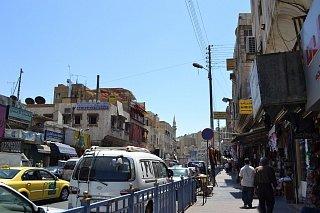 Улицы Аммана Едем в Иорданию Едем в Иорданию 59 ulitsi ammana