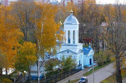 Успенская церковь в Саранске
