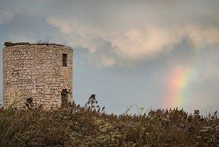 Остров Корсика Остров Корсика, Франция Франция Корсика туры корсика Остров Корсика, Франция Bashni ostrova Korsika 3