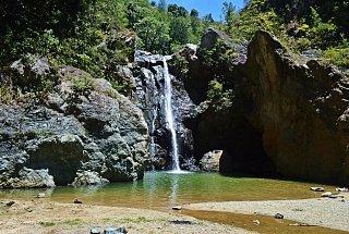 Водопад Эль-Сальто-де-Байягате