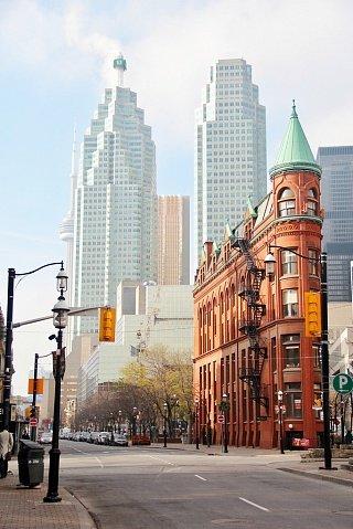 Контрасты Торонто