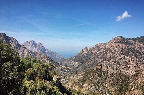 Горы на Корсике Остров Корсика, Франция Франция Корсика туры корсика Остров Корсика, Франция Gory na Korsike
