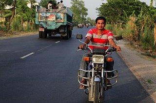 Дорога в Бангладеш
