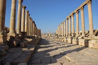 Древний город Джераш Едем в Иорданию Едем в Иорданию 6 djerash