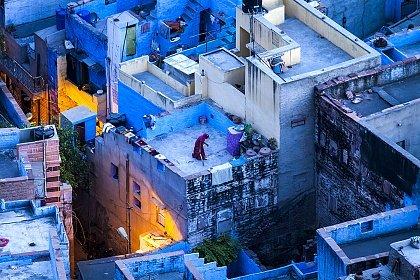 Синий город Джодхпур — изюминка Раджастхана