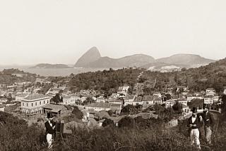 Рио-де-Жанейро в 1885 году