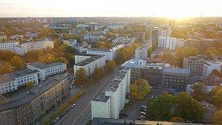 Спальный район Таллина