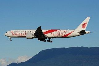Боинг-777 компании Air China