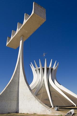 Кафедральный собор в Бразилиа