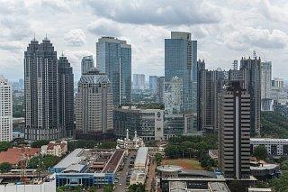 Джакарта (торговый центр Pacific Place)