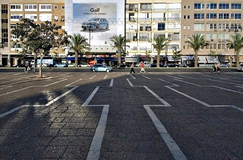 Улицы Тель-Авива