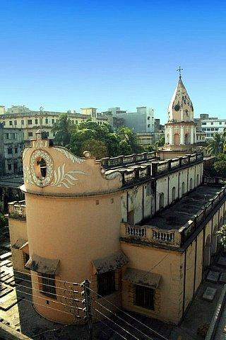 Армянская церковь в Дакке