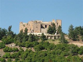 Замок Айюбидов Едем в Иорданию Едем в Иорданию 20 zamok ayubidov