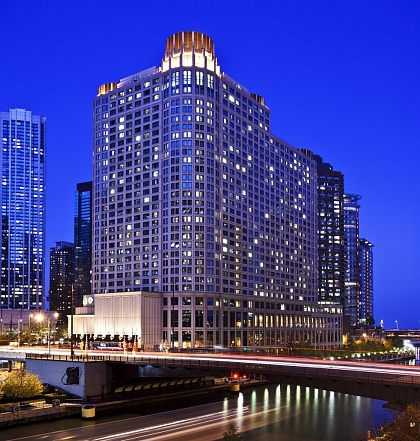 Отель Sheraton Chicago