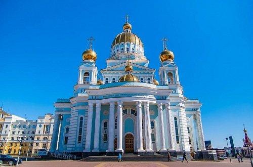 Кафедральный собор в честь праведного воина Федора Ушакова
