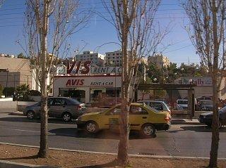 Офис Avis в Аммане