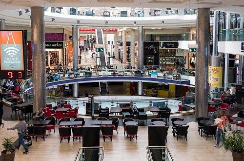 Торговый центр My Mall в Лимассоле