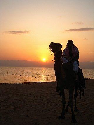 Закат в Акабе Едем в Иорданию Едем в Иорданию 16 zakat v akabe