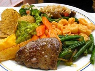 Доминиканский обед