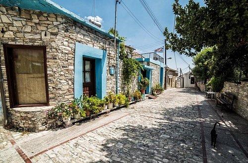 Улицы Кипра