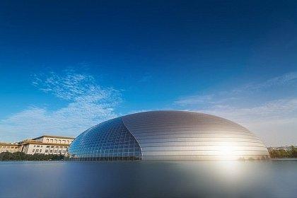 Оперный театр в форме яйца